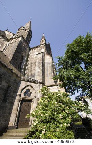Garrison Church From Sandstone