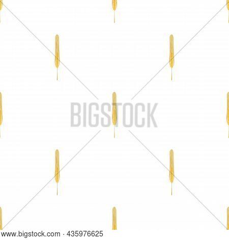 Cereal Pattern Seamless Background Texture Repeat Wallpaper Geometric Vector