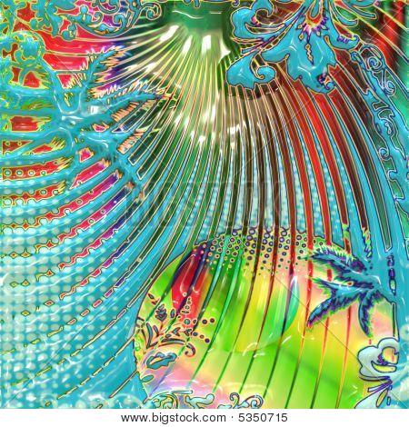 Tropical Neon Ceramics