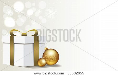 Set of Christmas cards