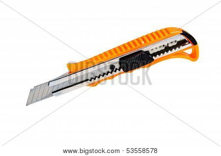 Large Cutter Isolated