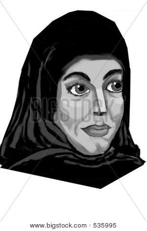 An Eastern Woman ...