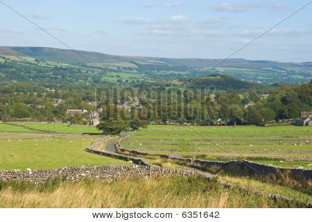 Hope Valley, Derbyshire, England