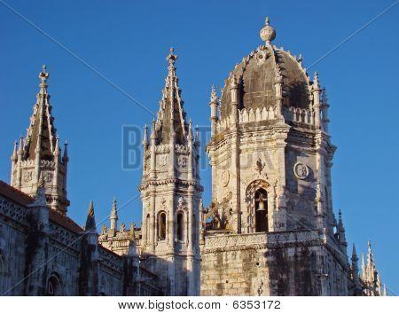 Top of Mosteiro dos Jeronimus