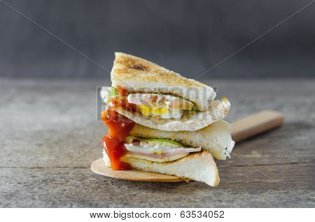 Club Sandwiches