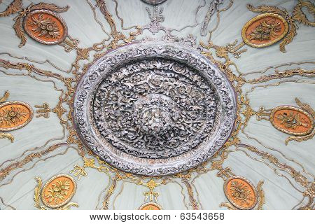 Dome Of Topkapi Palace