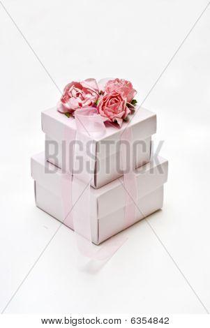 packaging sweets gift of weddings or christmas