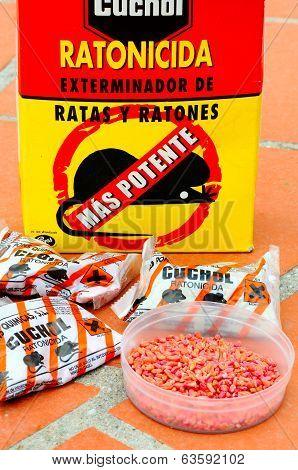 Spanish rat poison.