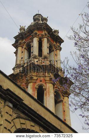 Colonial Bellfry