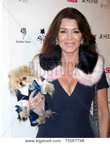 LOS ANGELES - OCT 9:  Lisa Vanderpump at the Star Magazine Scene Stealers Event at Lure on October 9, 2014 in Los Angeles, CA