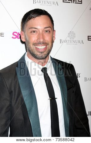 LOS ANGELES - OCT 9:  Ryan Allen Carrillo at the Star Magazine Scene Stealers Event at Lure on October 9, 2014 in Los Angeles, CA