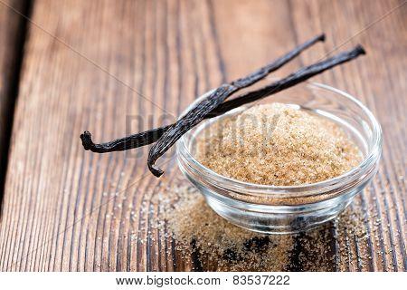 Vanilla Sugar (brown)