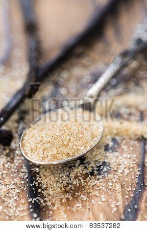 Brown Vanilla Sugar