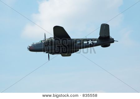 B-15 Mitchell wartime bomber