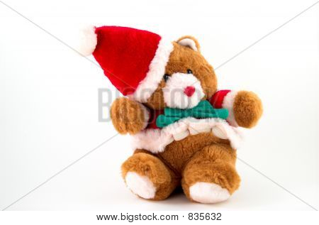santa bear 1