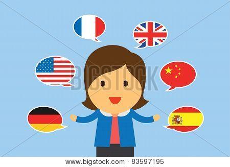 Women Multilingual
