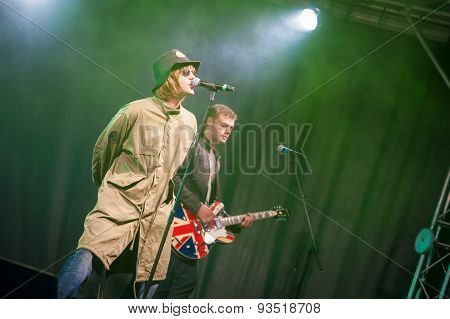 Oasis Tribute Act