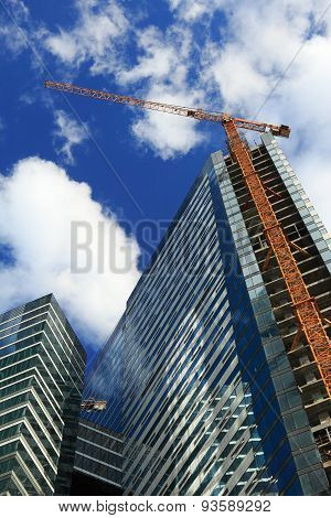 New Tower Buildings Under Construction