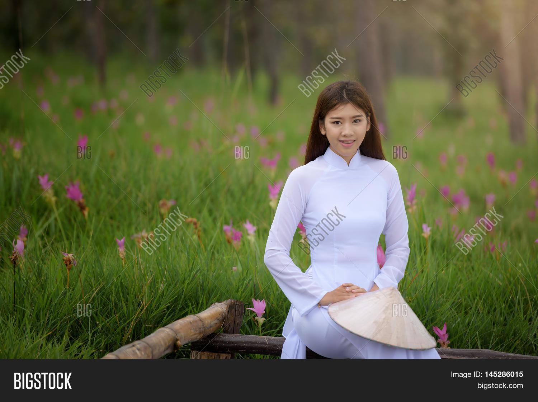 Beautiful Vietnamese Image Photo Free Trial Bigstock