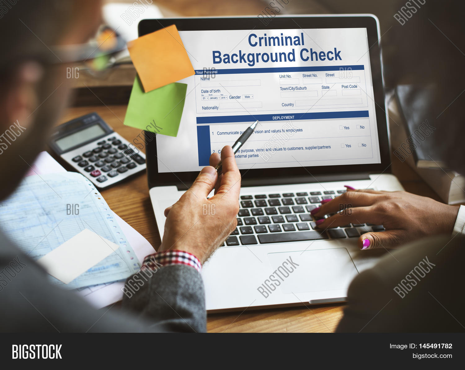 Background checks frequently asked questions