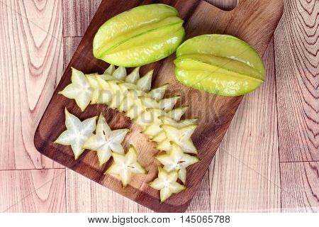 Star apples is fruit for health and delicious