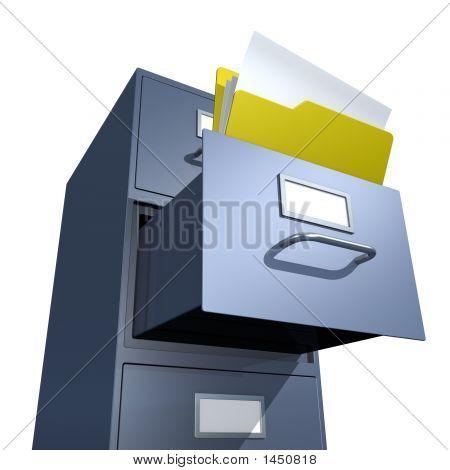 Opened Folder