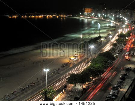 Copacabana By Night - 1