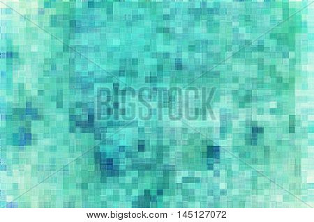 abstract of green fractal texture for background used