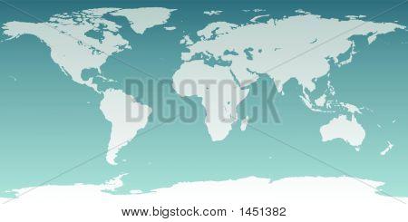 Neutral World High Detail ( Vector )
