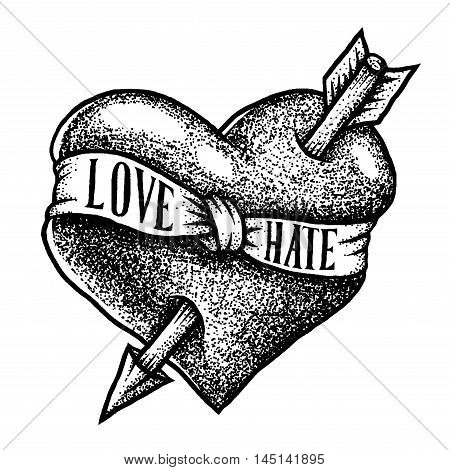 Love And Hate Bw