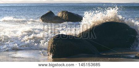 Wategos Beach In Byron Bay