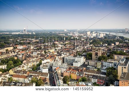 Koln Cityscape, Germany