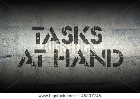 Tasks At Hand Gr