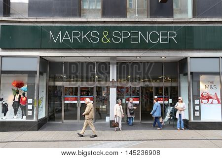 Marks And Spencer