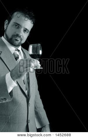 Bw Businessman