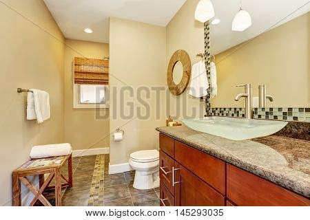 Beautifully Renovated Craftsman Style Home Bathroom
