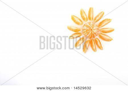 Fresh Tangerine Sun
