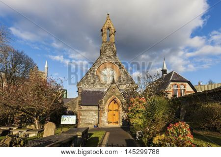 St. Augustine Church of Ireland. Derry Northern Ireland United Kingdom.