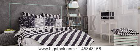 Black And White Home Design