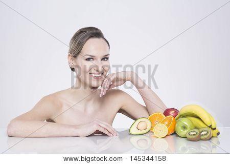 Everyday Portion Of Vitamins
