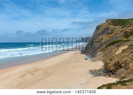 Cordoama Beach (algarve, Portugal).