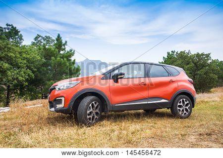 Renault Kaptur, Outdoor Photo