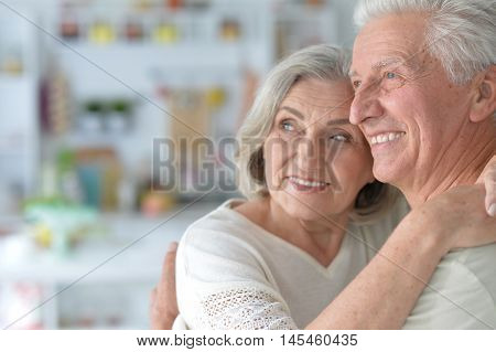 beautiful old people are together in a room