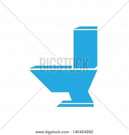 vector Toilet symbol. toilet sign. toilet bowl