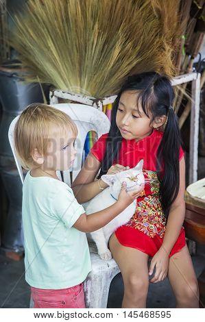 Ko Pha Ngan In Thailand