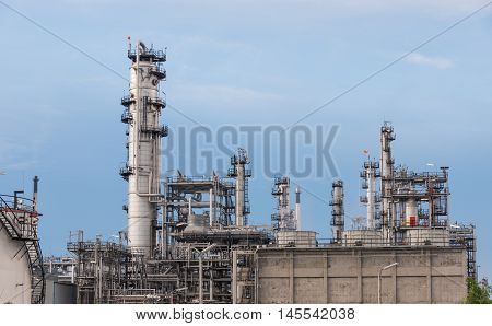 Petrochemical, Oil Refinery