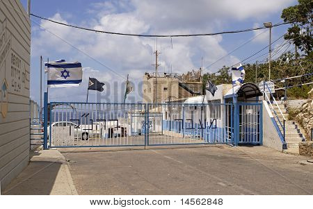 Israel-Lebanon Border