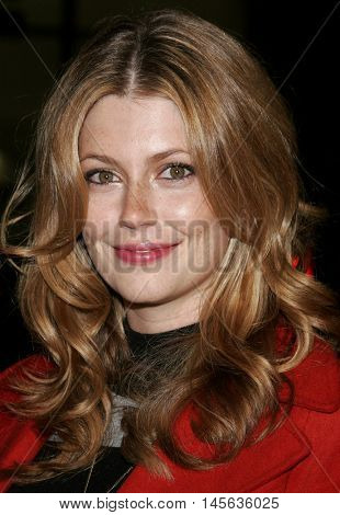 Diora Baird at the Los Angeles premiere of 'Snakes on a Plane' held at the Grauman's Chinese Theatre in Hollywood, USA on August 17, 2006.