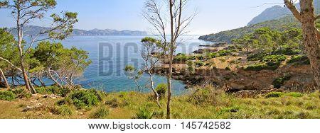Formentor Peninsula - North Coast Of Majorca