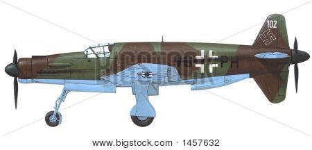 Dornier Do-335 Pfeil